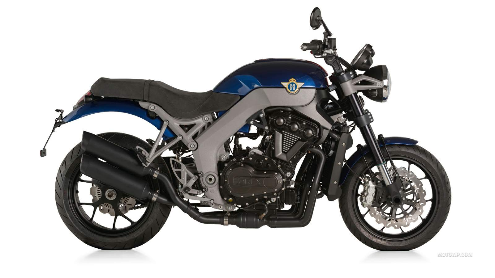 Horex VR6 Roadster technical specifications
